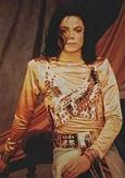 Michael Jackson in 'Remember the Time'